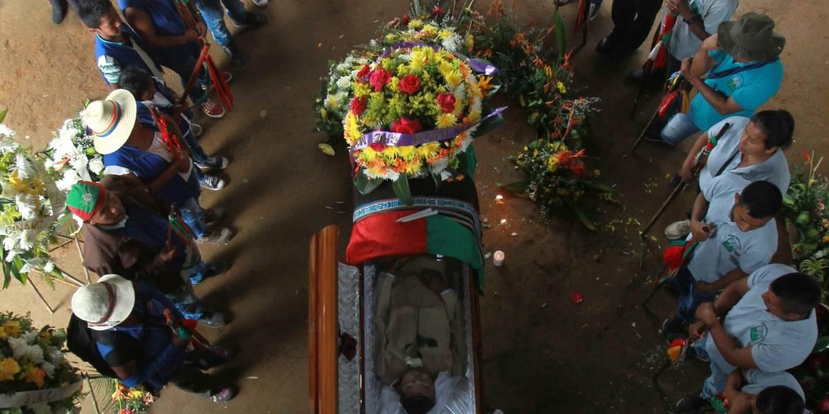 Triste panorama: denuncian asesinato de otro indígena en el Cauca