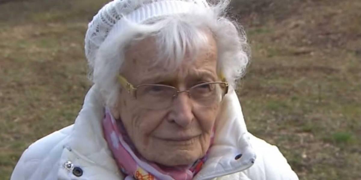 Professora alemã estreia na política aos cem anos de idade