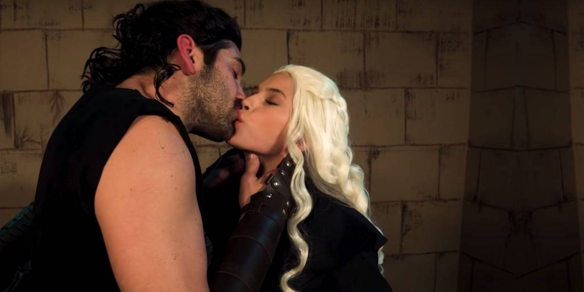 Parodia Porno Game of Thrones