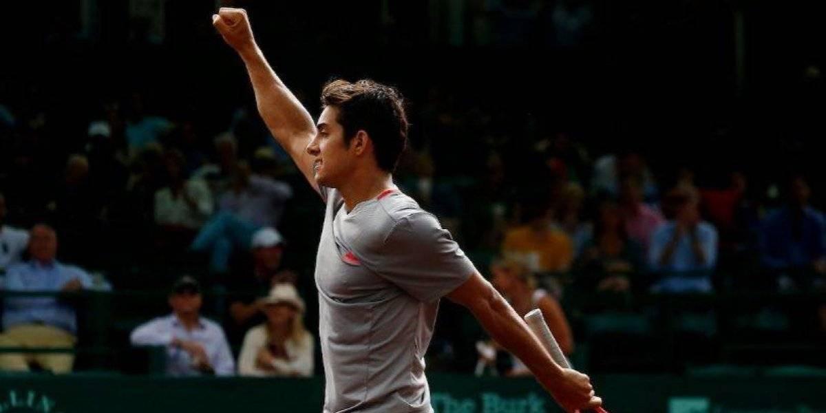 De Christian Garín a Cristian Garin: La ATP también oficializó el nuevo nombre del tenista chileno