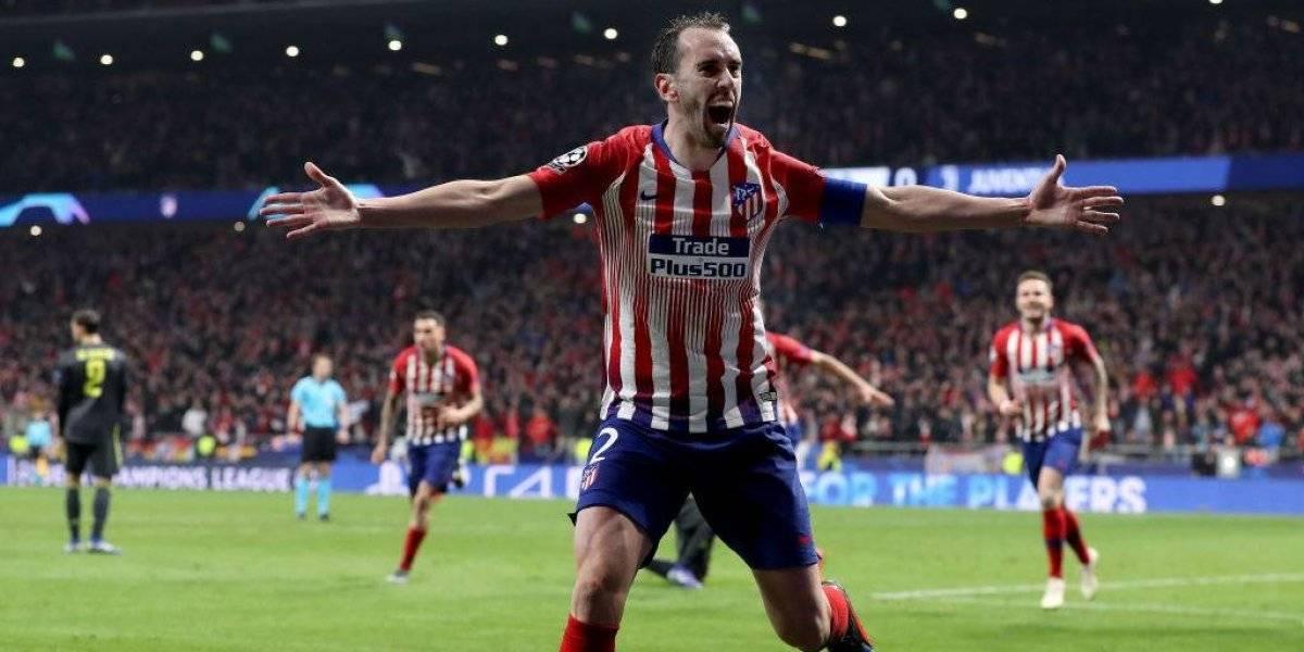 Golpe al mercado europeo: Diego Godín dejará Atlético de Madrid y fichará por Inter de Milán