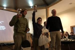 Lucía Fernández, montando Alcatraz, ganó los 100 km. El segundo lugar fue para Santiago Barrientos, con Macandal. Publimetro