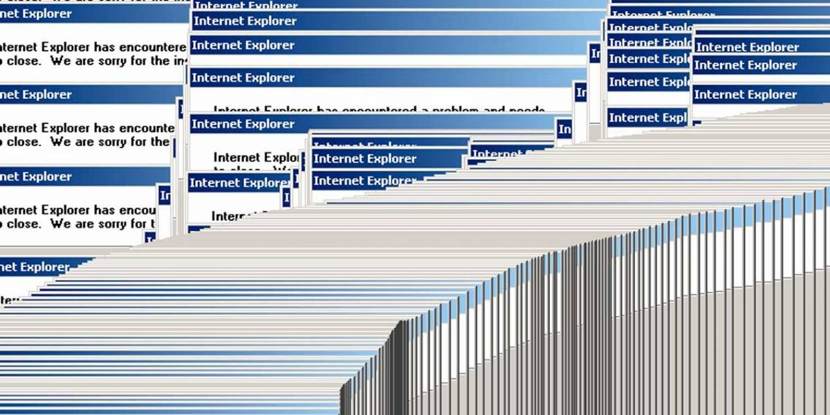 Falla de Internet Explorer permite que te roben datos a pesar de no usar el navegador