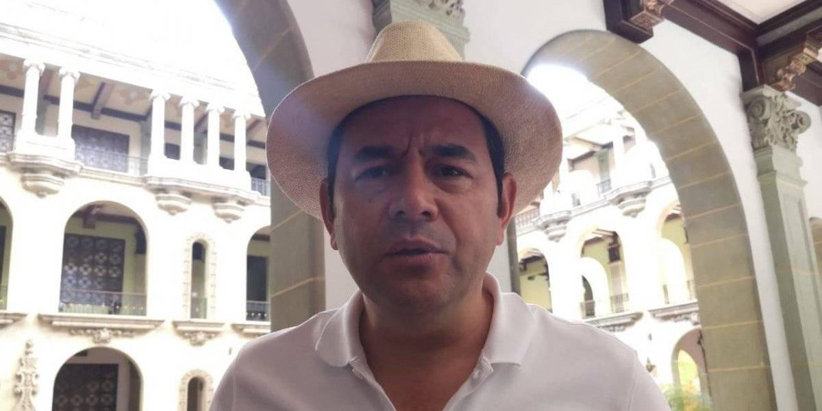"""Presidente Morales: """"Las críticas siempre van a estar"""""""
