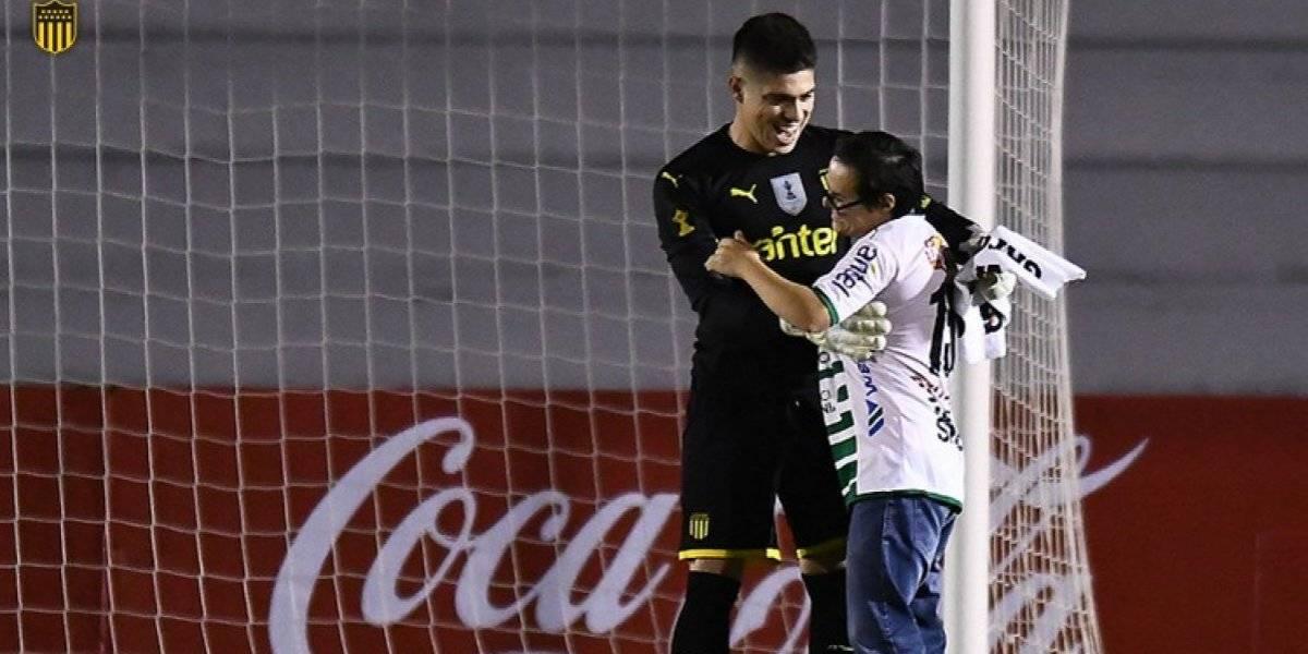 VIDEO: Joven con Síndrome de Down anota golazo de penal en futbol uruguayo