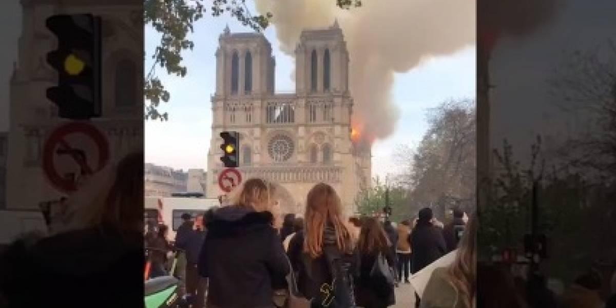 ¿Qué pasará con los tesoros y reliquias que guarda la catedral de París?