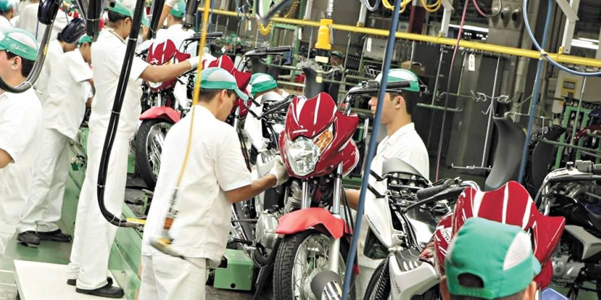 Produção de motos deve aumentar 6% em 2019, antecipam fabricantes