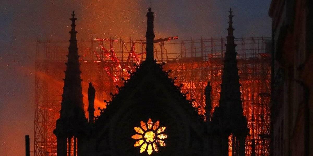 Ponen a disposición el INAH para reconstruir catedral de Notre Dame