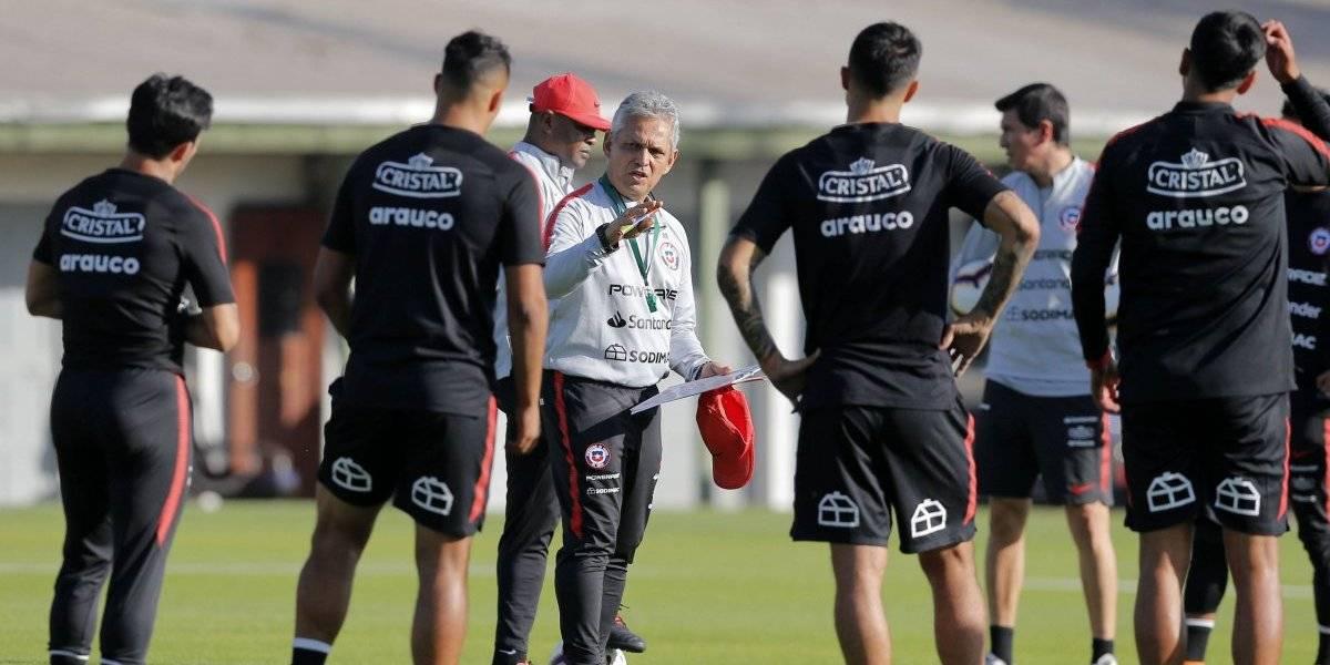 Entre históricos y caras nuevas: Reinaldo Rueda comenzó el microciclo de la Roja de cara a la Copa América