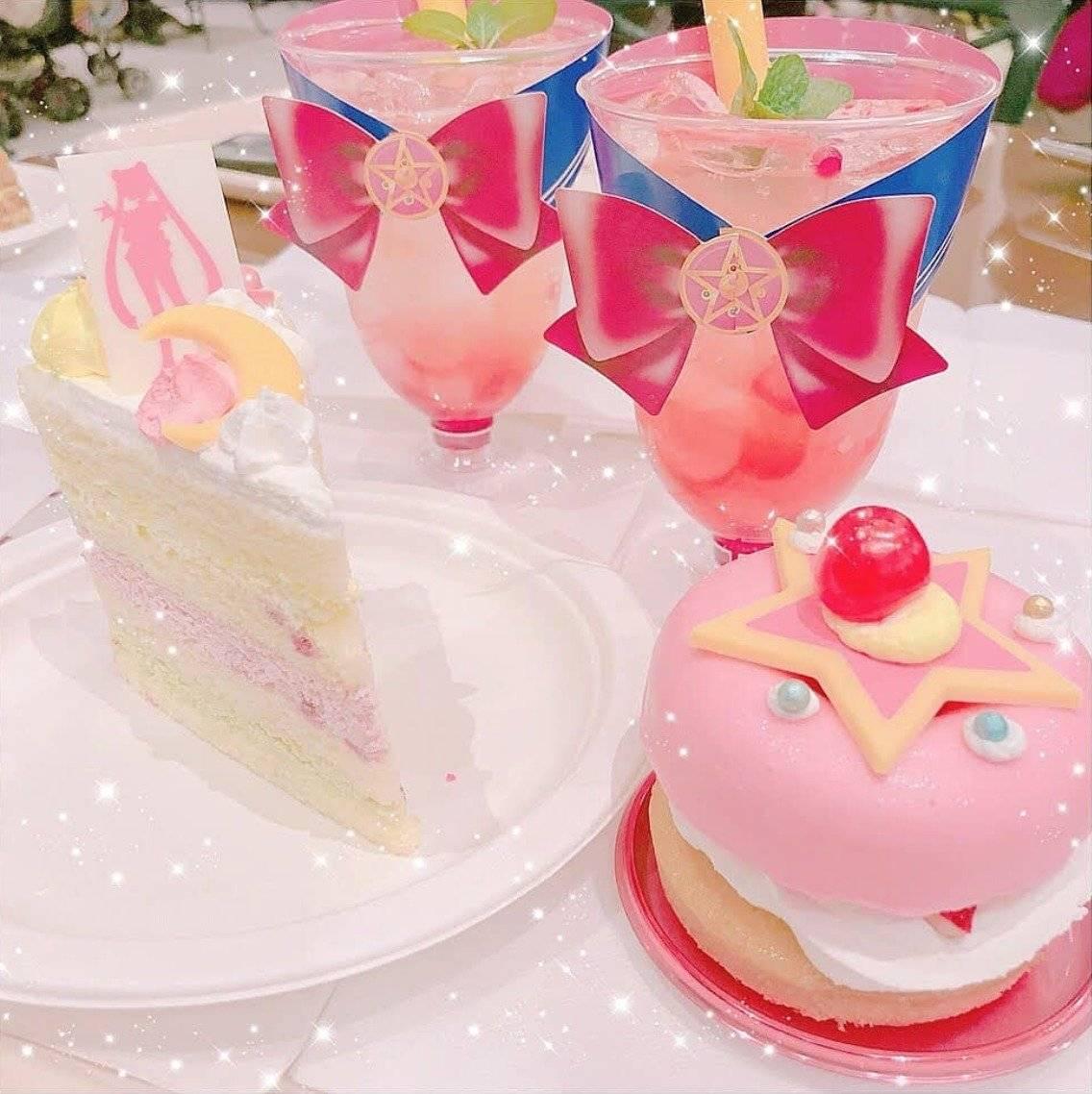 cafetería Sailor Moon