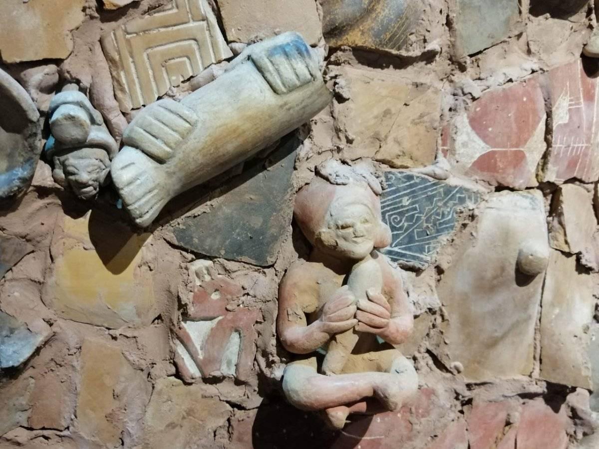 Lo que quedó del terremoto de 7.8 en Manabí se exhibe en Quito