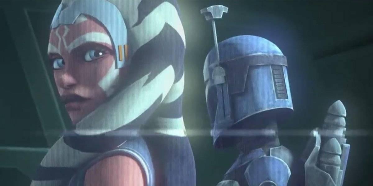 Star Wars: The Clone Wars muestra el avance de su séptima temporada