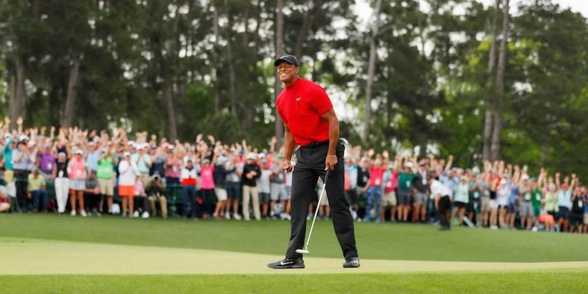 Thomas Bach recomienda a Tiger Woods participar en Olímpicos de Tokio