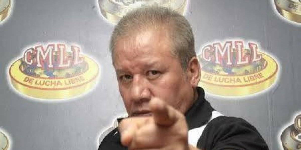 El Tirantes llega a TV Azteca como comentarista para la AAA