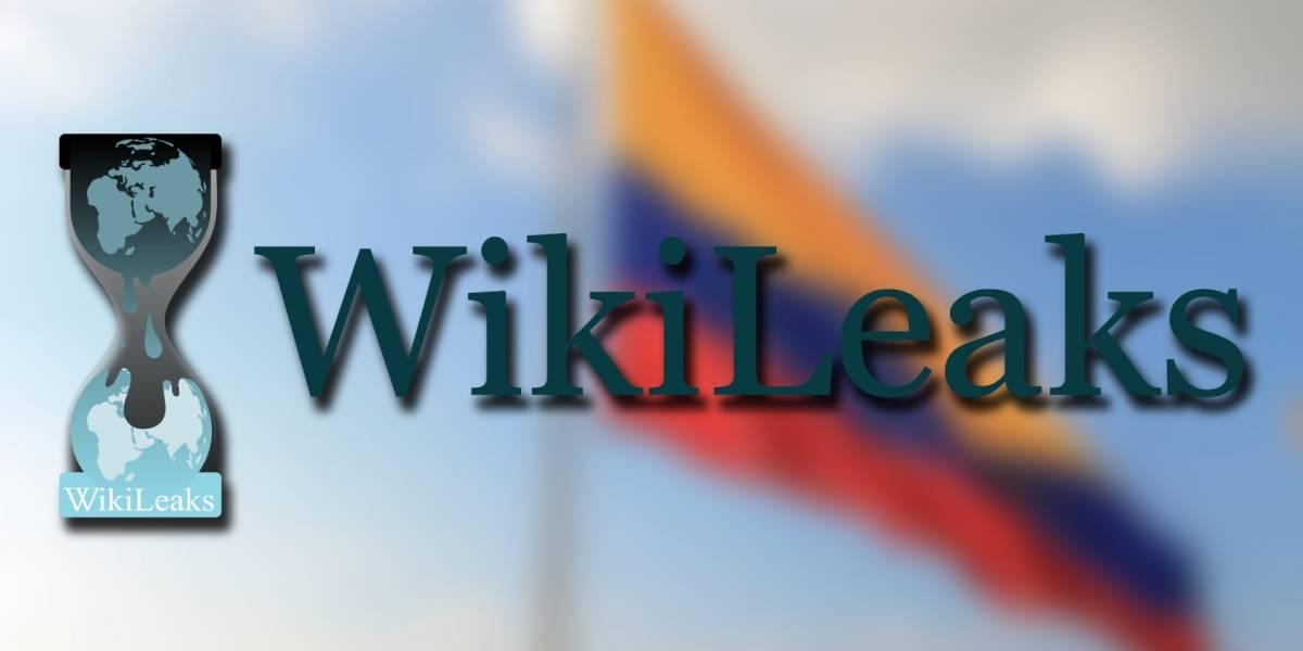 Estas han sido las principales filtraciones de Wikileaks para Colombia