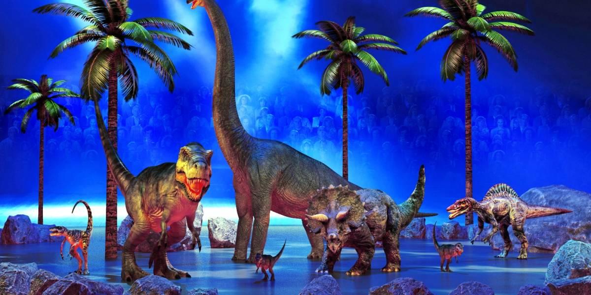 Dinosaurios Alive: La exposición interactiva que promete tener a estos gigantes caminando en Santiago