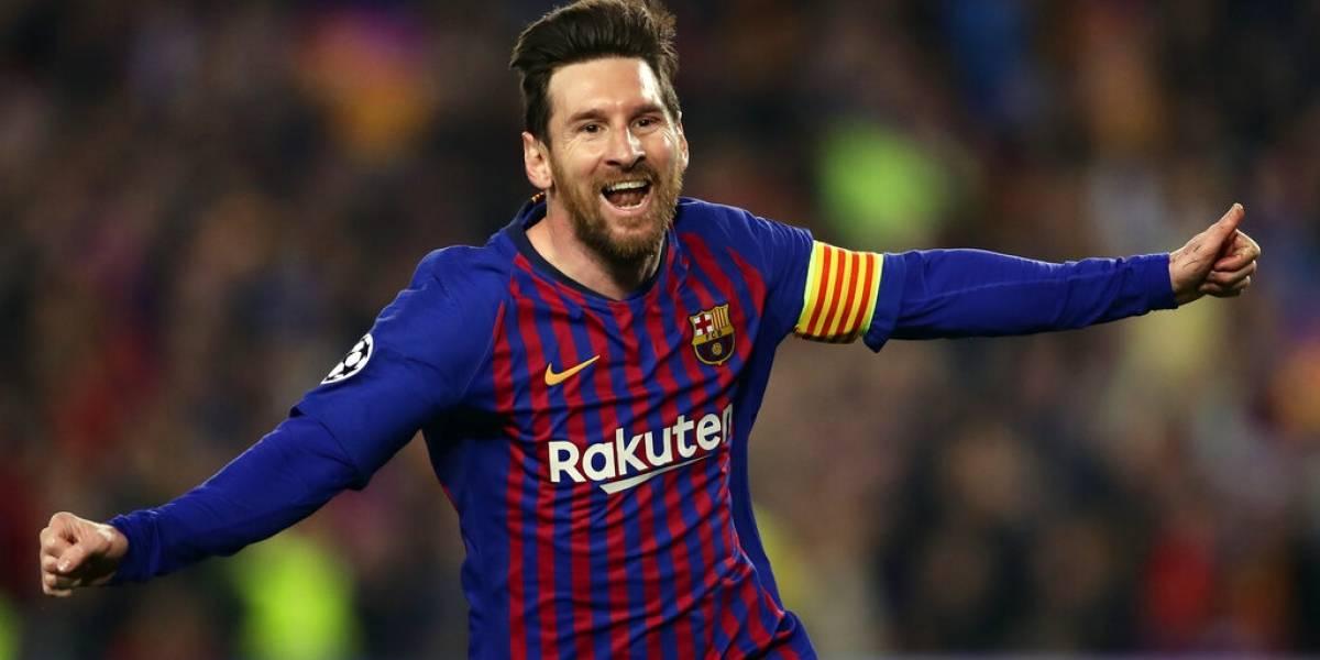 Lionel Messi y Barcelona regresan a semifinales