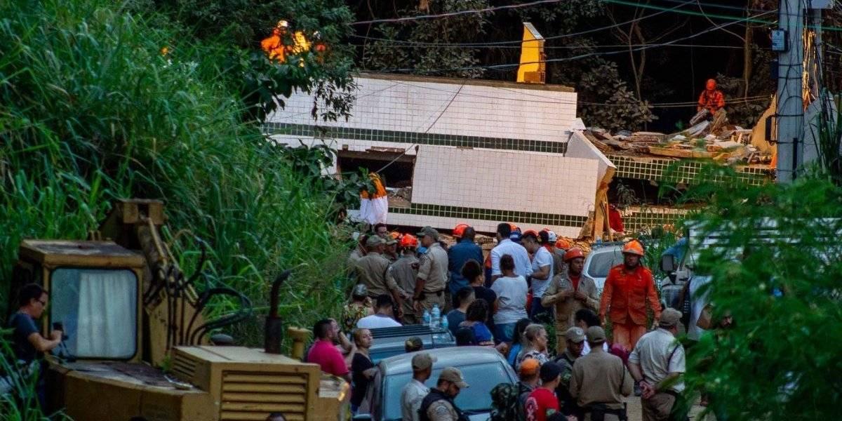 Número de mortos do desabamento em Muzema chega a 23