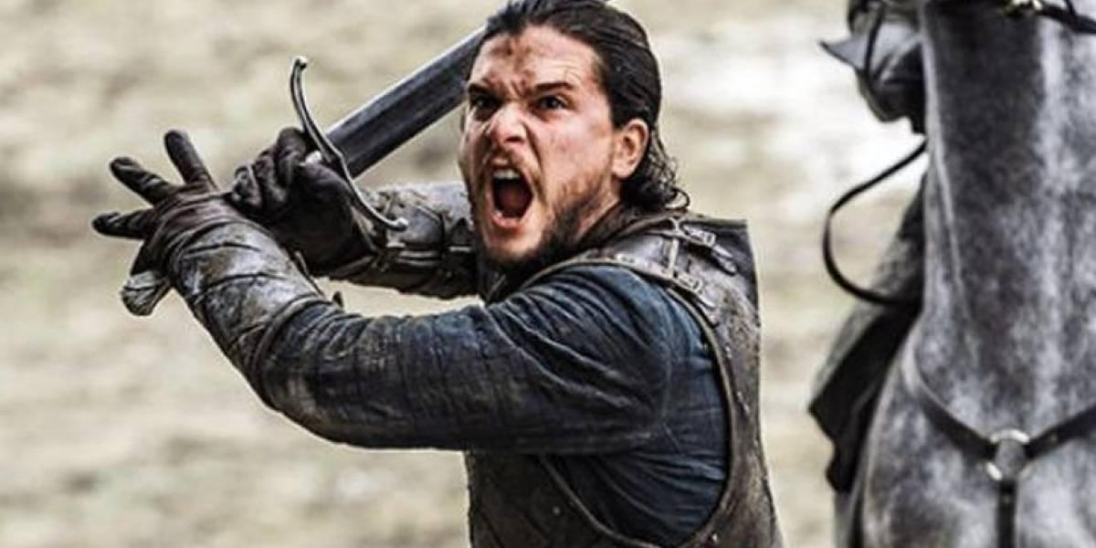 """Kit Harrington se va en contra de los críticos de Game of Thrones y dice que """"le importa una mierda"""" su opinión"""