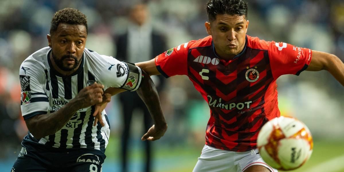 Rayados y Veracruz los equipos con goleadas históricas en contra en el futbol mexicano