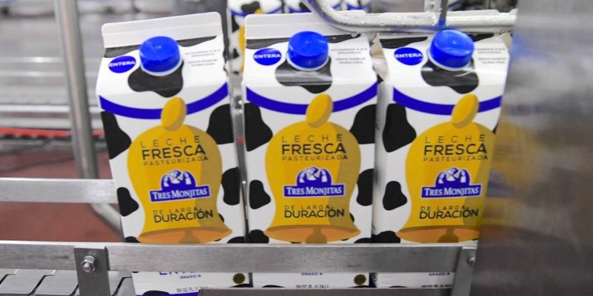 P. R. lanza primera leche fresca de larga duración en el mundo