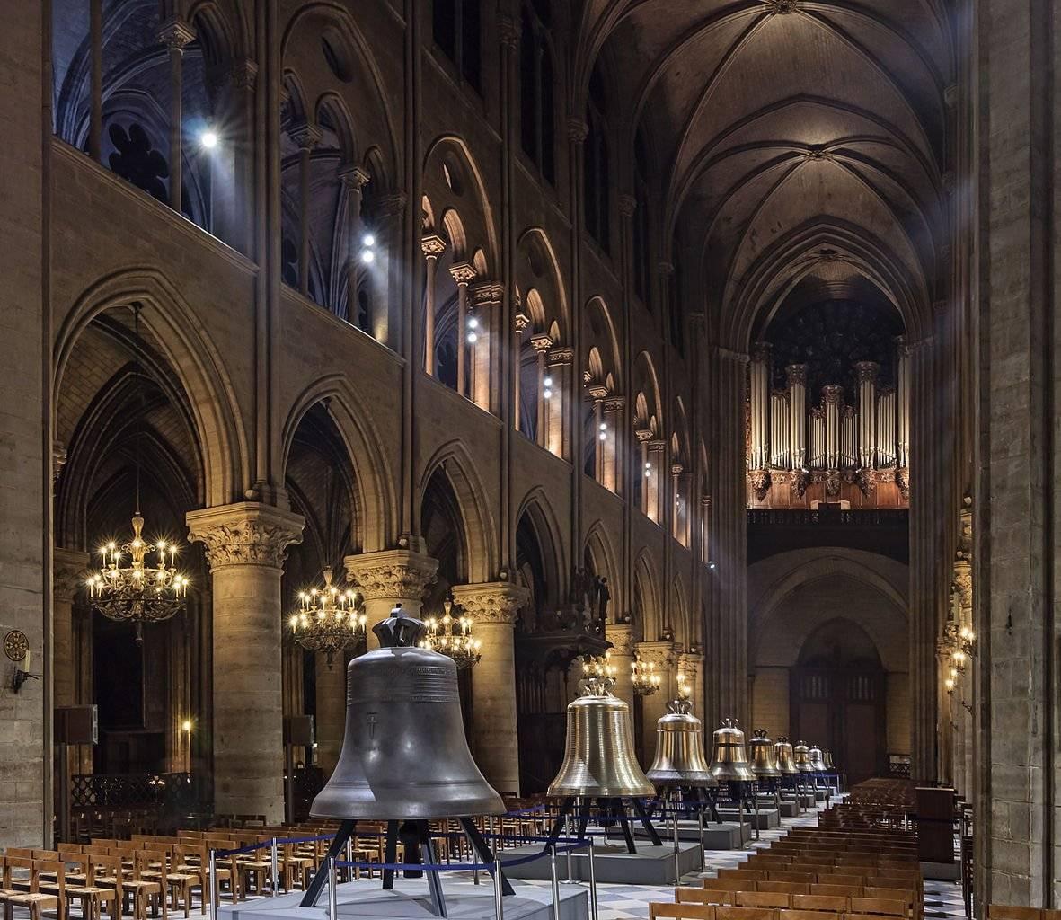 incendio Notre Dame París