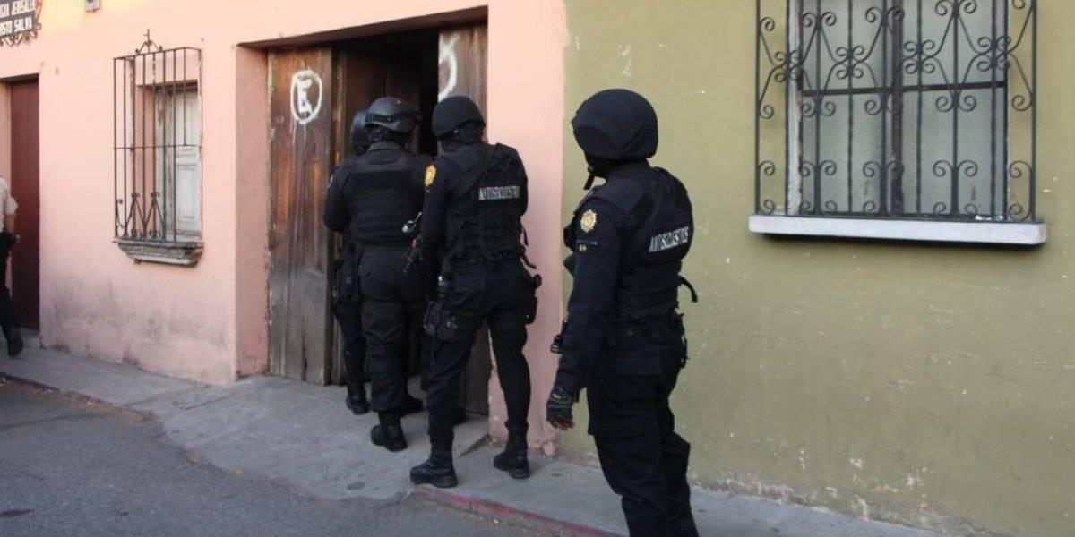 Buscan desarticular estructura dedicada a realizar allanamientos ilegales