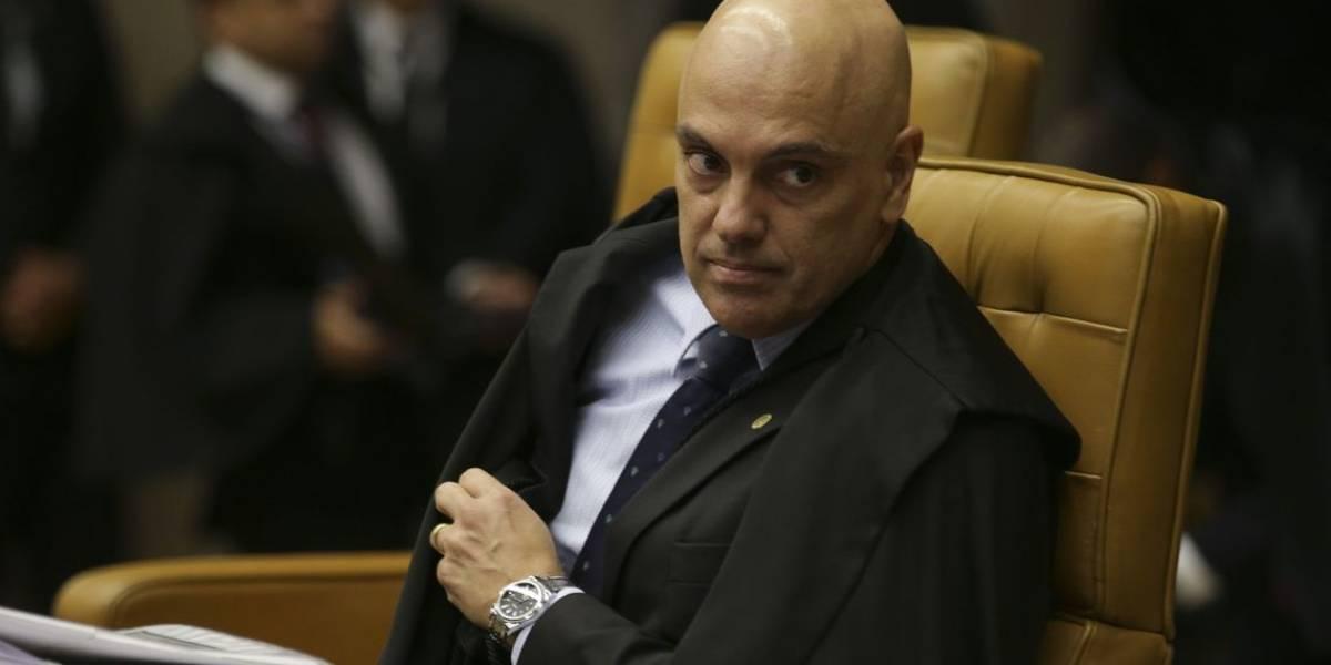 Ministro do STF suspende investigação da Receita contra autoridades