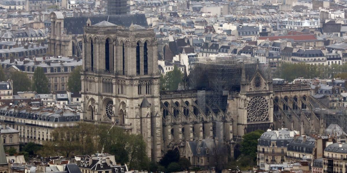 Estos son millonarios que realizarán donaciones para restaurar Notre Dame