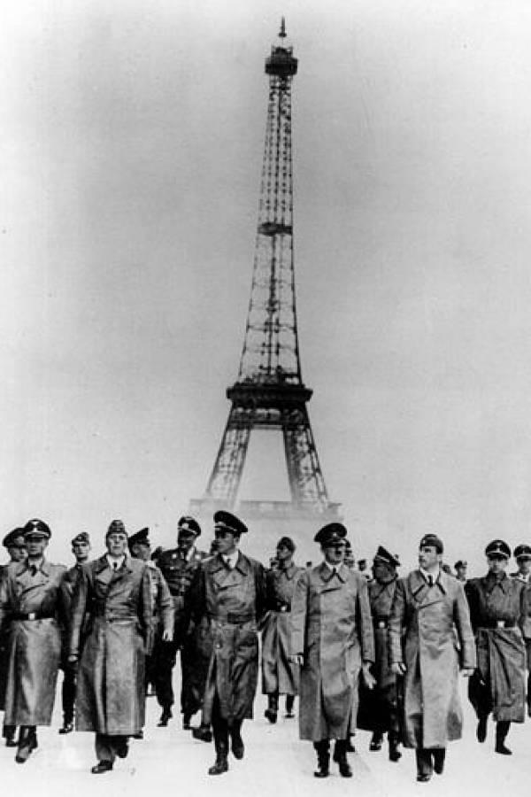 Hitler París