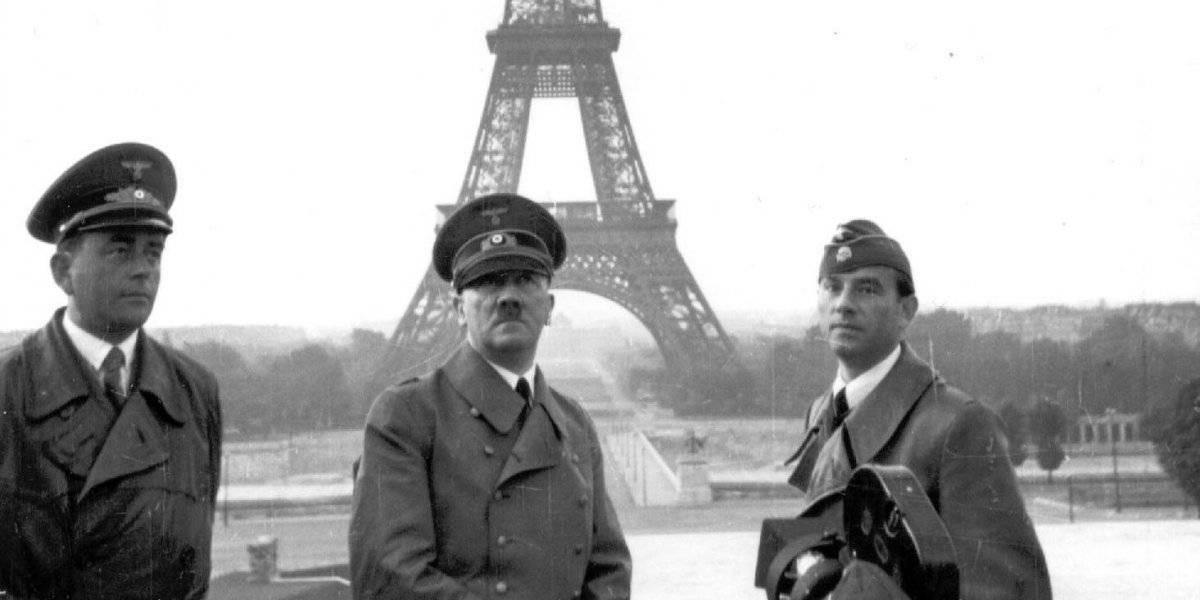 El día en que Hitler ordenó destruir Notre Dame y la Torre Eiffel... pero no le hicieron caso