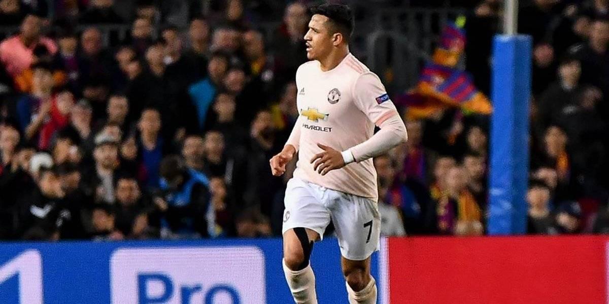 """Alexis agradecido con el cariño del Camp Nou: """"Contento por volver de mi lesión y también por el aplauso de la gente"""""""