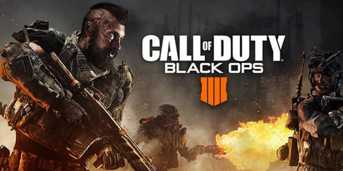 'Call of Duty: Black Ops 4' tem mapa de Arsenal Sandstorm grátis