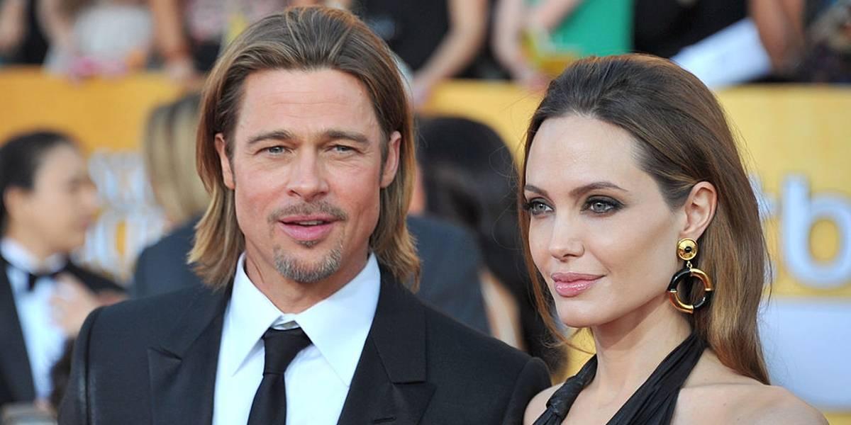 'Relação de Brad e Angelina melhorou após divórcio', relata fonte