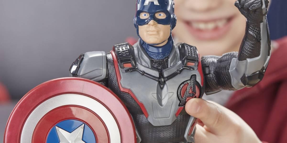Hasbro presenta la línea oficial de juguetes de Avengers:Endgame en Chile