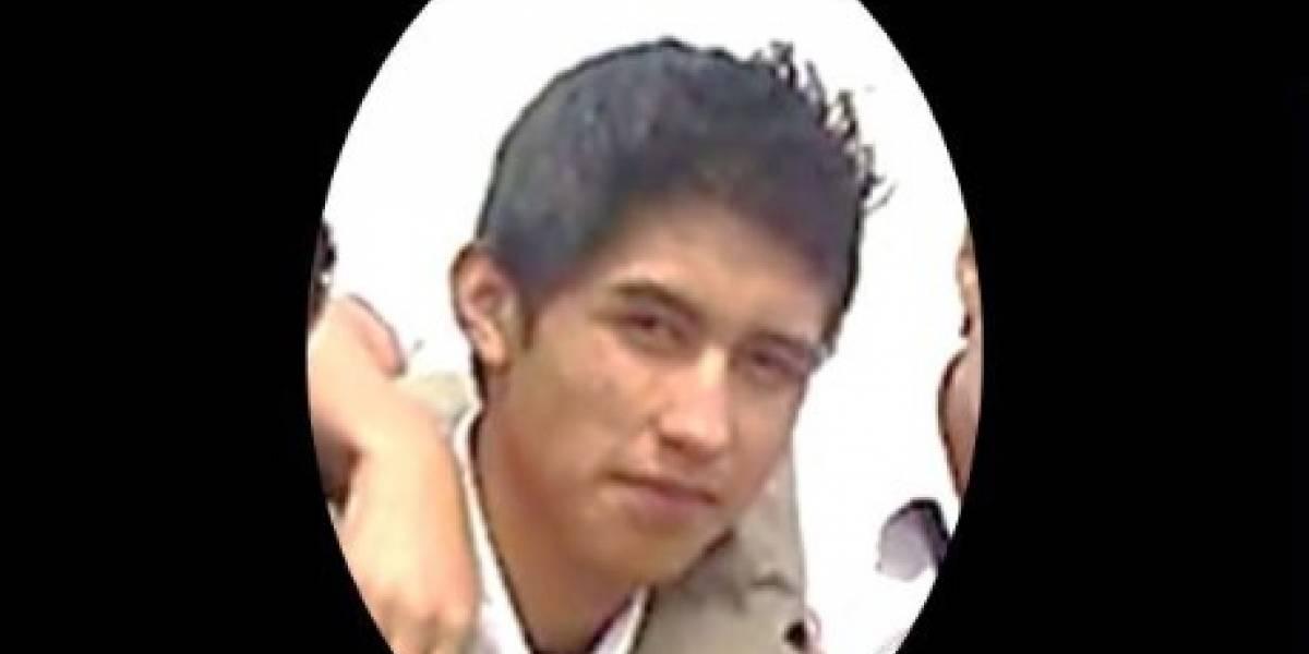 16 de abril: Édison Cosíos, estudiante del Mejía, falleció tras ocho años de permanecer en estado vegetativo