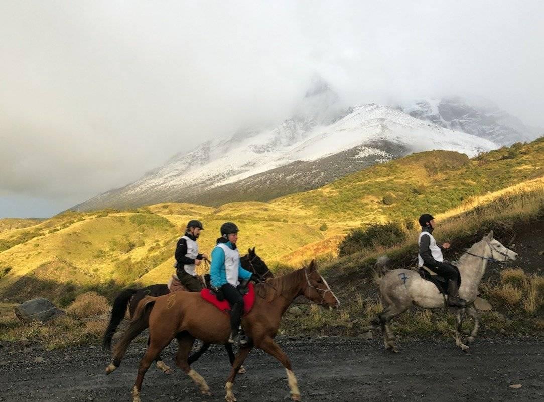 El hotel Las Torres organizó el pasado fin de semana la decimoquinta edición y última del enduro ecuestre en la reserva Cerro Paine. Publimetro