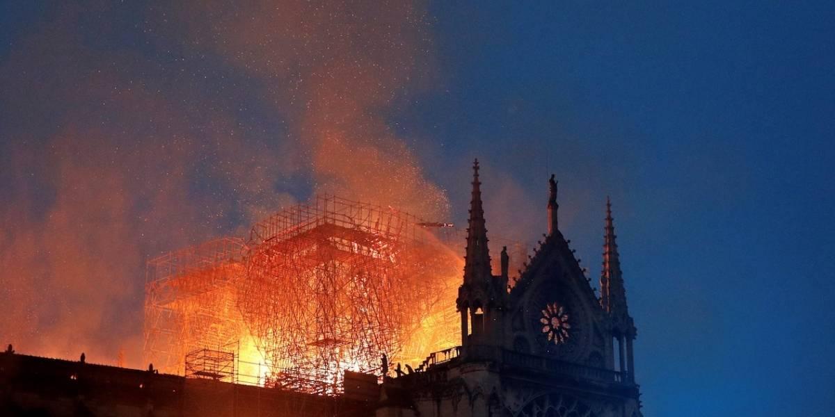 ¿Se cumplió la profecía de Nostradamus con el incendio en la catedral de Notre Dame?