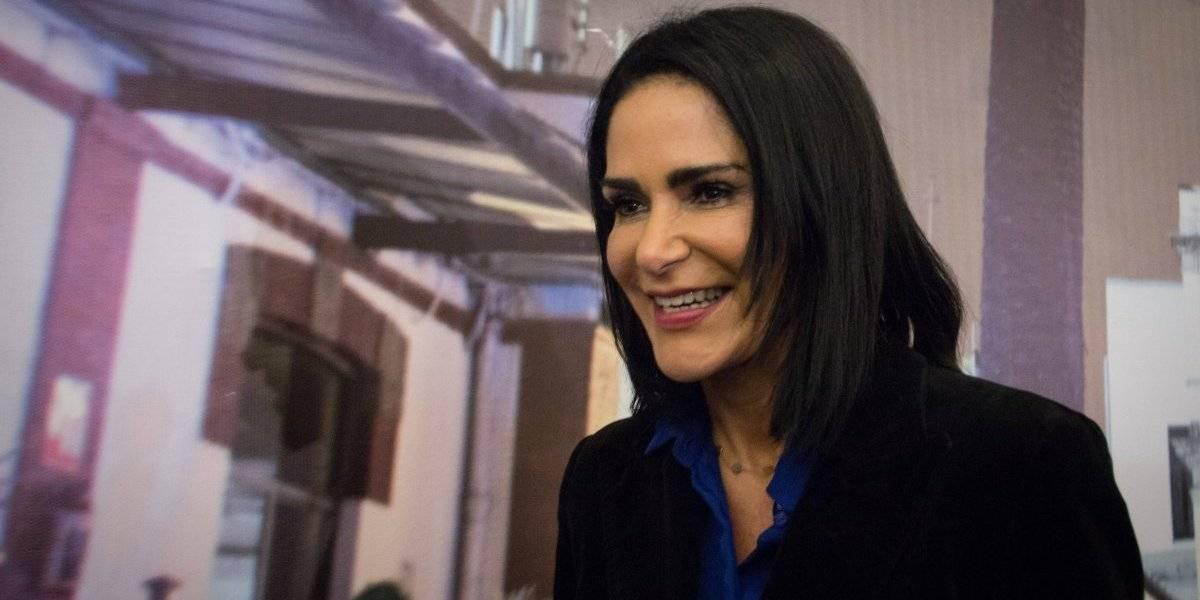 "Lydia Cacho celebra orden de aprehensión contra Mario Marín; PRI: es ""persecución política"""