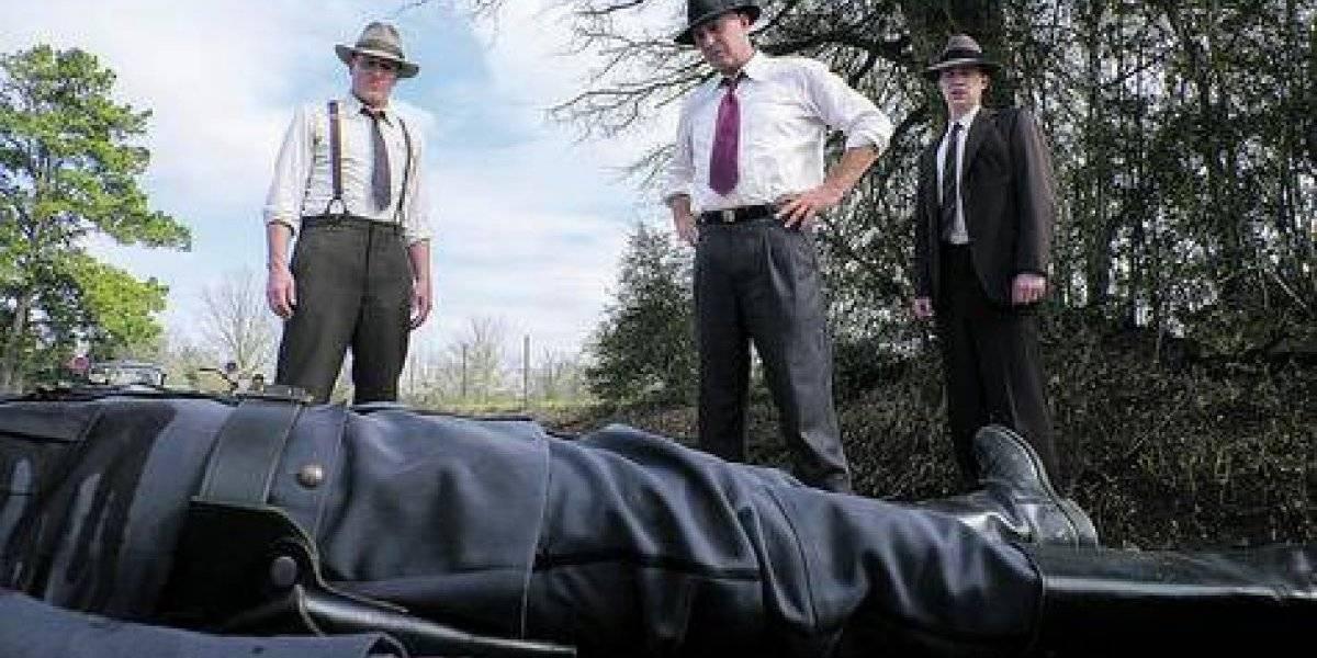 Emboscada final: Bonnie y Clyde desde el otro lado de la historia