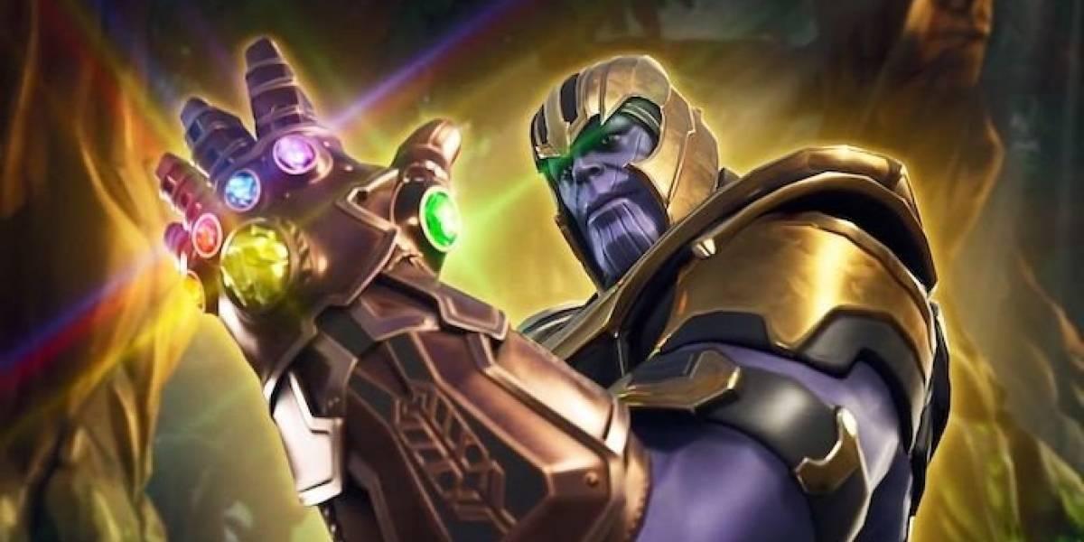 Battle Royale: Vilão Thanos pode voltar ao Fortnite antes da estreia de 'Vingadores: Ultimato'