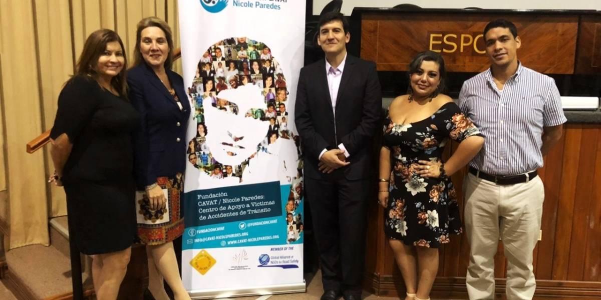 Teojama Comercial y Fundación Cavat promovieron taller de seguridad vial
