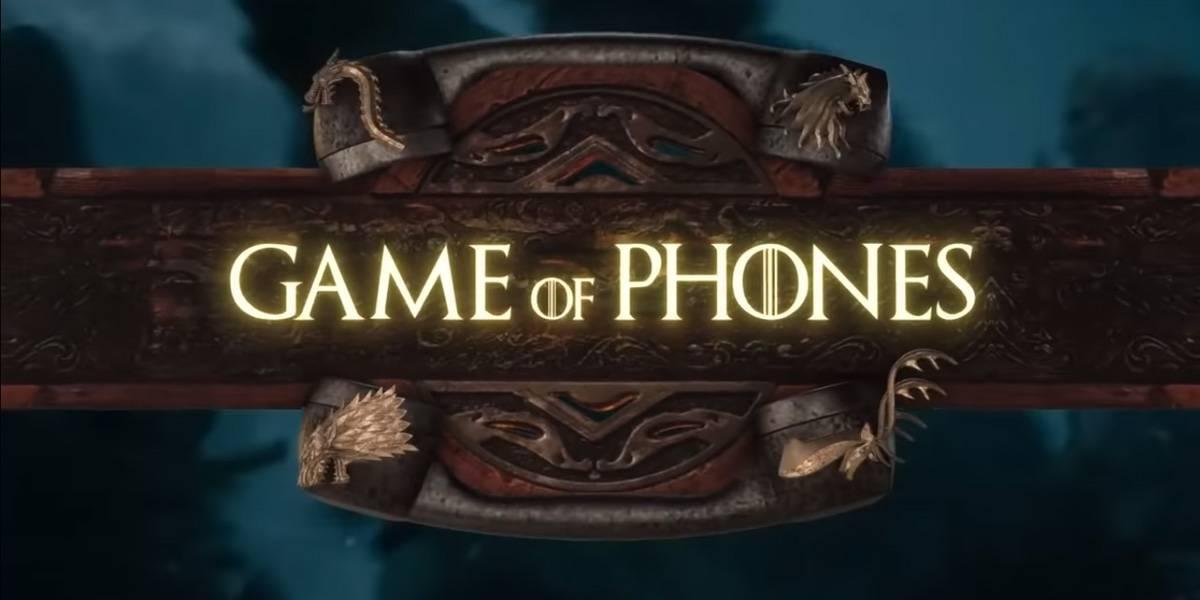 Game of Phones es la hotline de Game of Thrones que todos necesitan
