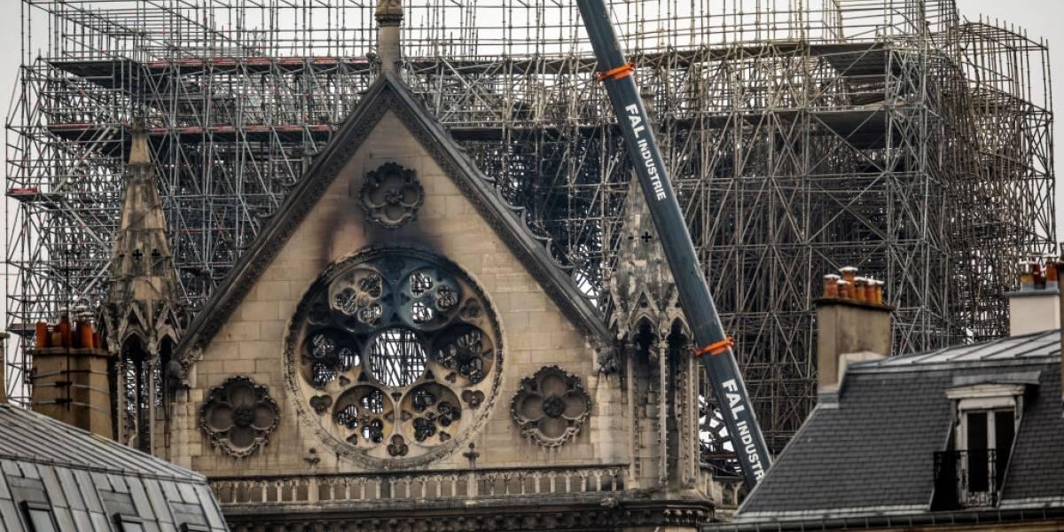 Tim Cook anunció que Apple ayudará a reconstruir la catedral de Notre Dame