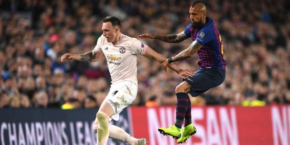 """""""Pulmón"""", """"finalista"""", """"dueño y señor del centro"""": Vidal necesitó 15 minutos para deslumbrar en Barcelona"""