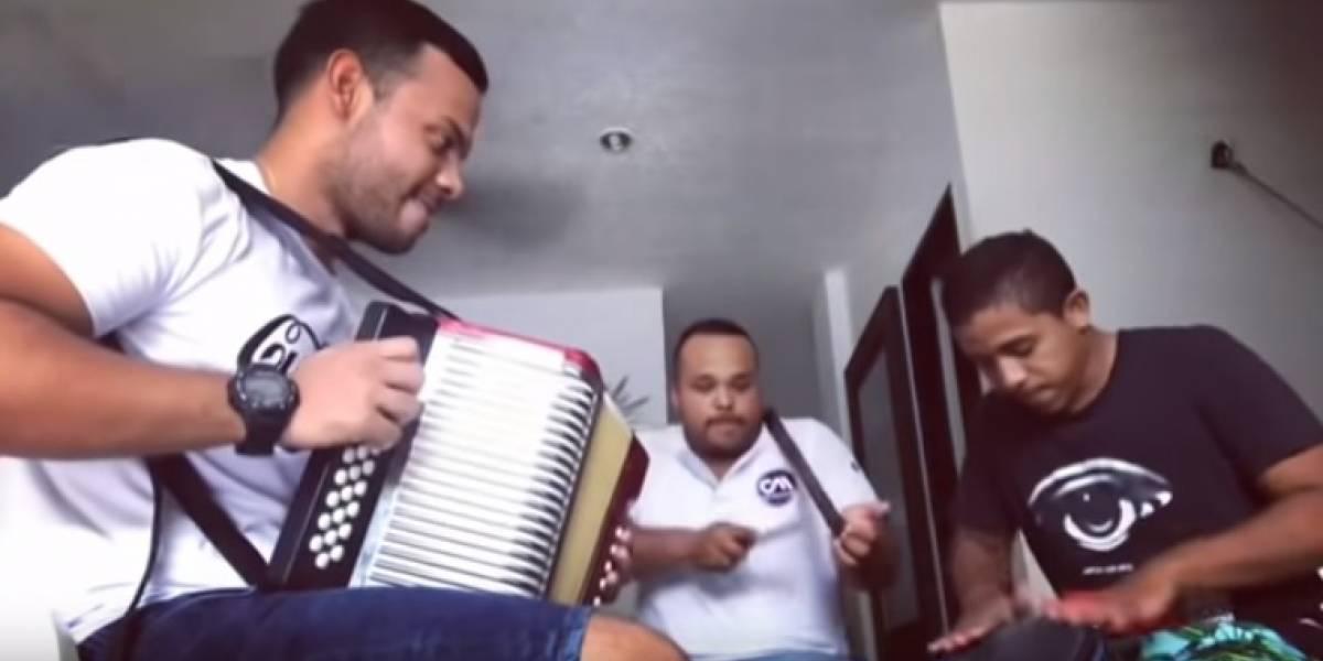 En video: Músicos interpretaron el tema de 'Juego de Tronos' en versión vallenata