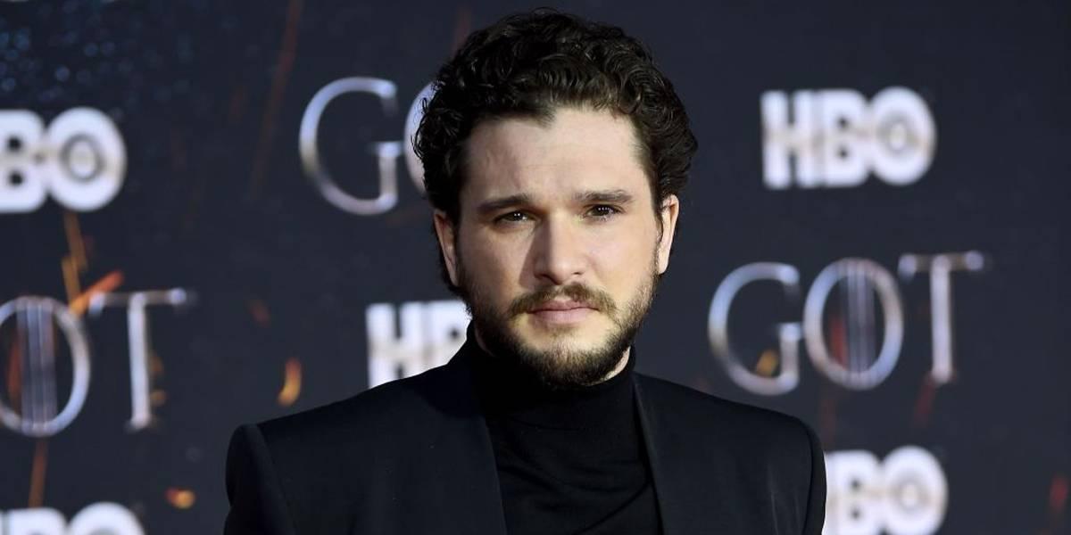 Kit Harington 'caiu em prantos' com fim de gravações de 'Game of Thrones'