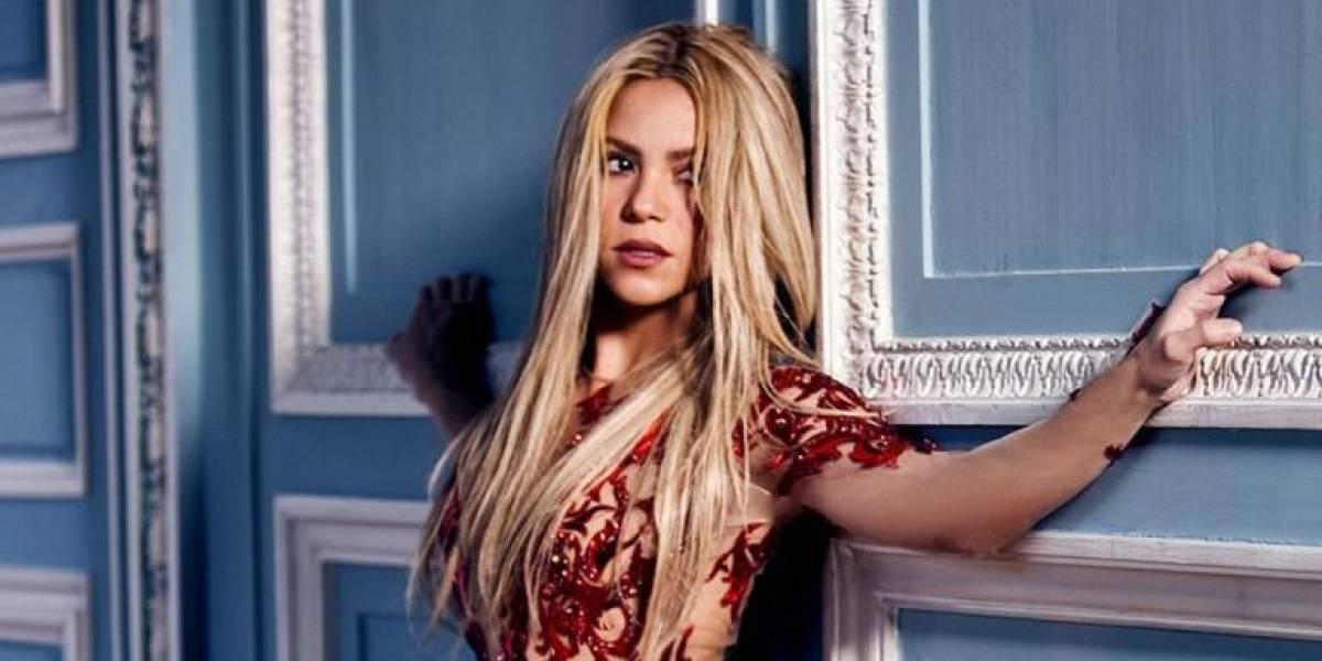 La prenda íntima de Shakira que provocó que estallaran las redes