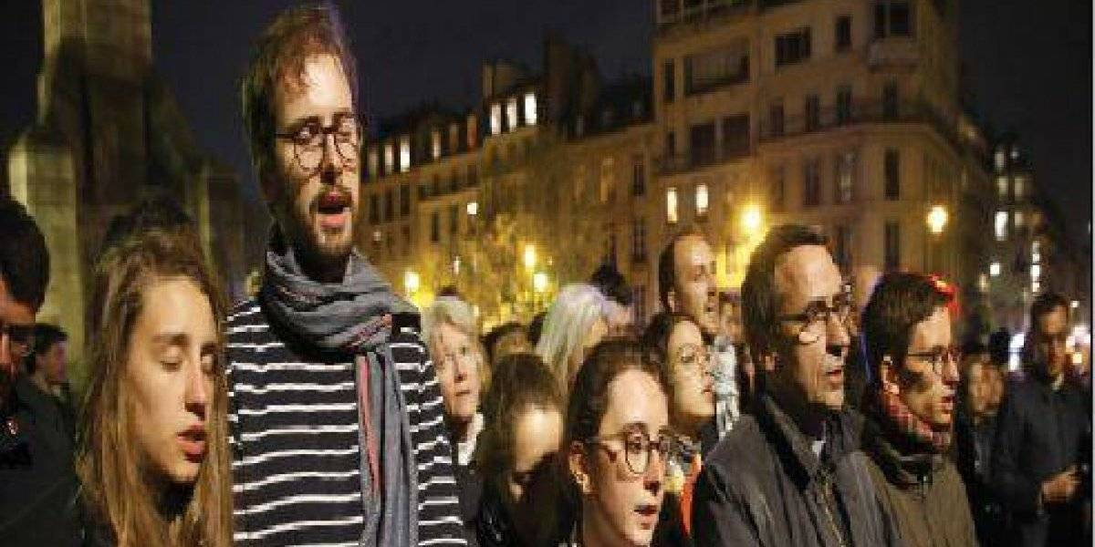 Metro en París: Una triste tarde a los pies de Notre Dame