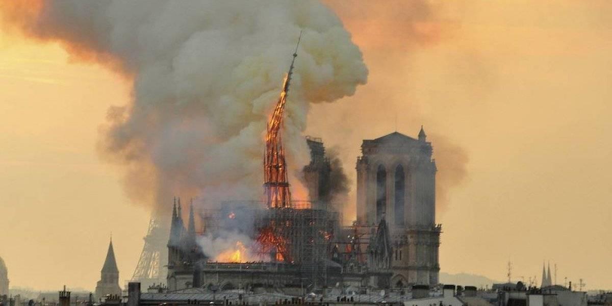 Notre Dame no ha recibido los 850 millones de euros prometidos